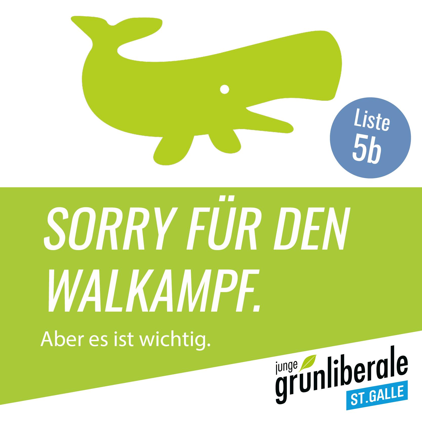 Walkampf Spende jglp St.Gallen